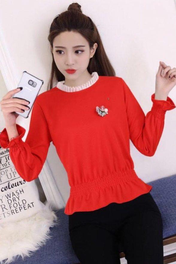 bluza marisol rosie 1.1