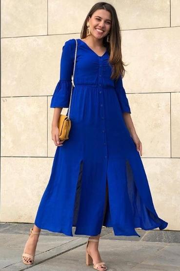 rochie rosaia albastra 1.1