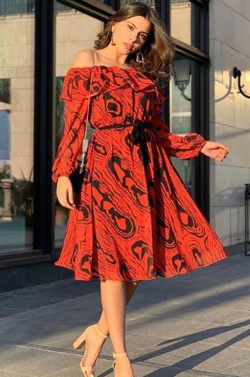 rochie cairi rosie 1.1