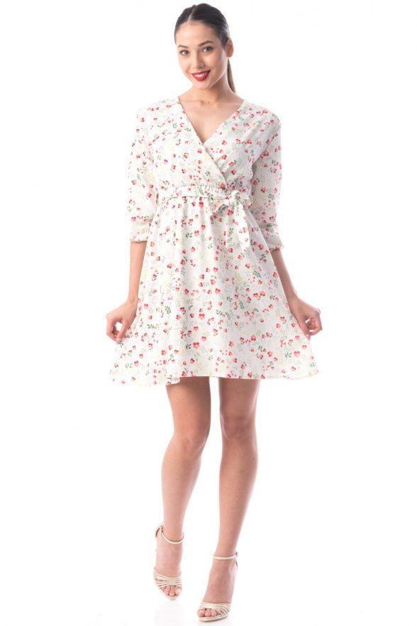 rochie chimora alba 3.1