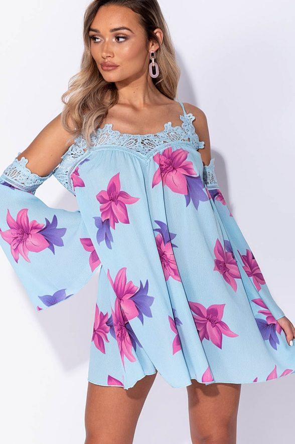 rochie journi bleu 4.1