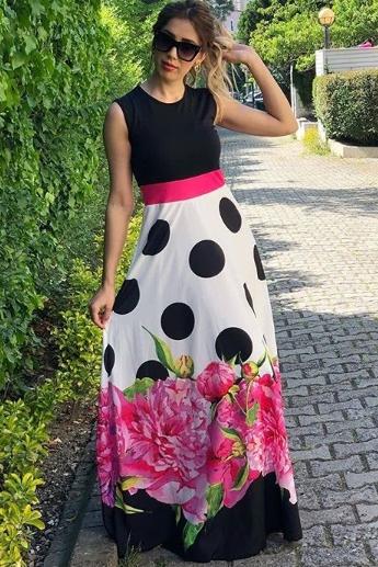 rochie melina alba 2.1
