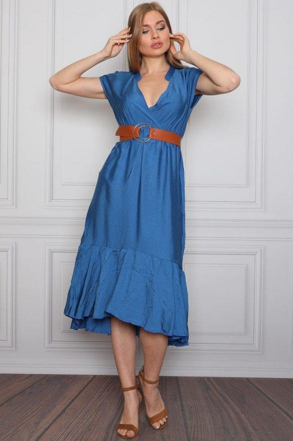 alexandrina albastra