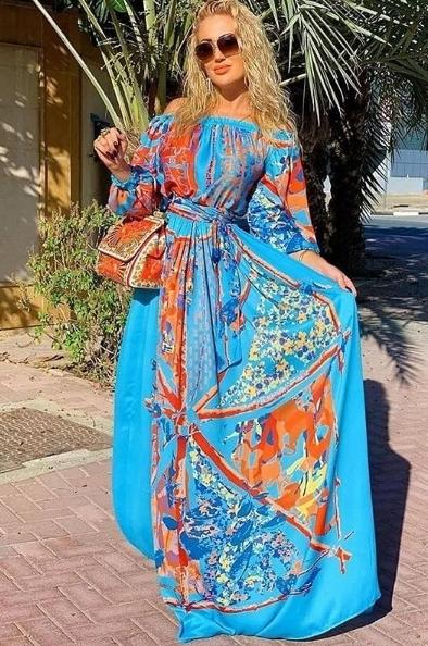 rochie destiny bleu 2 (1)