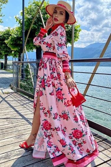rochie giorgia roz 3 (1)