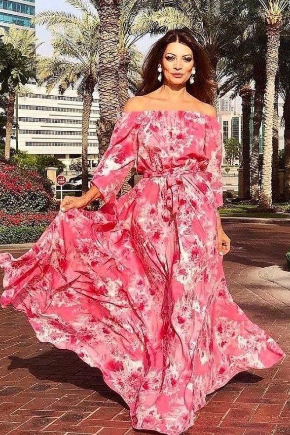 rochie gody roz