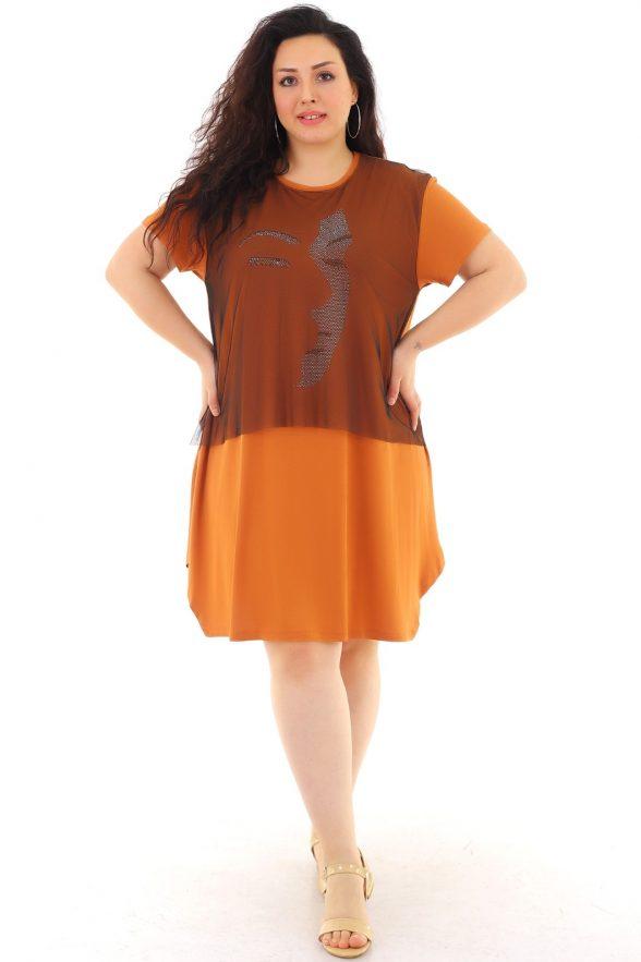 rochie nona caramizie
