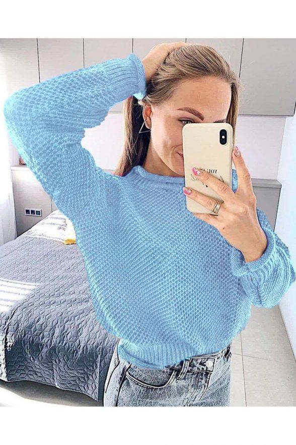 sanziana bleu